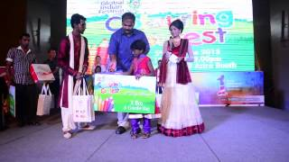12th Global Indian Festival 2014 - Kids Colouring Contest