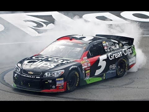 Top 5 Kasey Kahne Wins In The Monster Energy NASCAR Cup Series