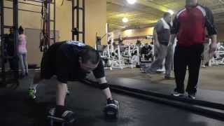 Lose 80 pounds in 90 day Xsport Fitness Get Fit Challenge 2015 Day 1 Part 2