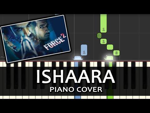 ISHAARA Force 2 Song Armaan Malik Piano Chords Tutorial Lesson Instrumental Karaoke By Ganesh Kini