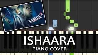 ISHAARA Force 2|Song|Armaan Malik|Piano Chords Tutorial Lesson Instrumental Karaoke By Ganesh Kini