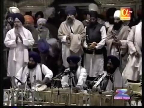 Bhai Gurcharan Singh Ji, Hazoori Ragi Jatha Sachkhand Sri Harmandir Sahib, Amritsar,