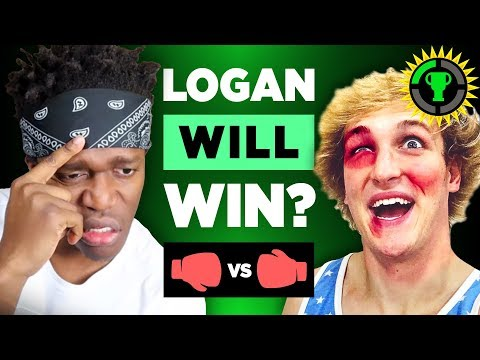 Game Theory: KSI vs Joe Weller vs Logan Paul – Why Logan Paul Would Win!