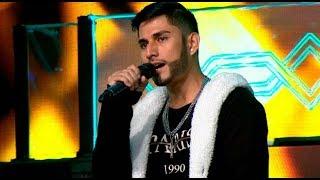 """Maluma cantó """"Felices los 4"""" en su casting de Yo Soy Video"""