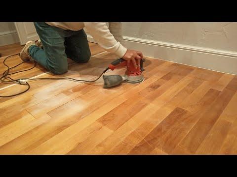 ?¿Cómo reparar el suelo de parquet sin acuchillar? ?¿Cómo reparar arañazos en el parquet?⬇