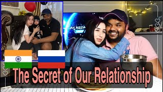 HOW TO HAVE HEALTHY RELATIONSHIP?! INTERNATIONAL FAMILY   INDIAN RUSSIAN