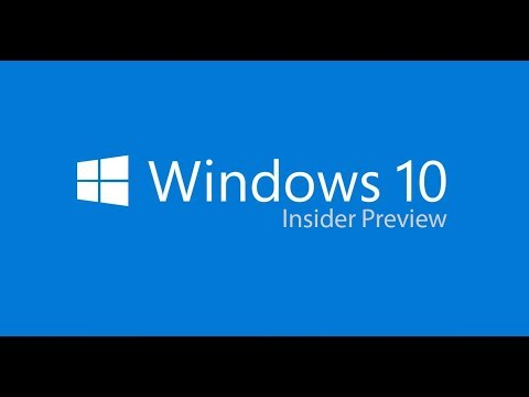 Windows 10 Insider  Build 18912 for 20H1 Released June 5th 2019