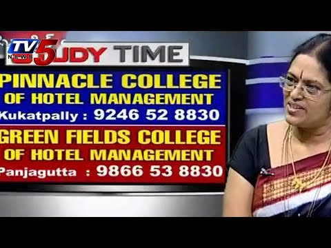 World Class Hotel Management | Pinnacle College : TV5 News