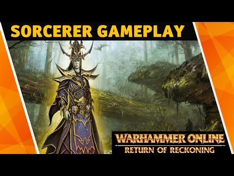 [Warhammer online: Return of Reckoning] SORCERER SCENARIO GAMEPLAY