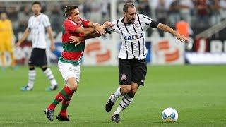 Corinthians 2 x 0 Portuguesa - 4ª Rodada - Paulistão 2015