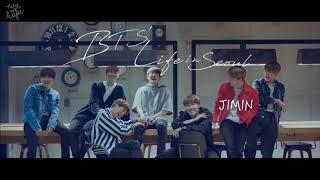 【認聲中字】BTS 防彈少年團 서울송 WITH SEOUL 歌詞版