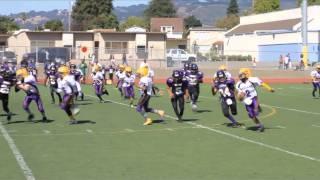 Oakland Dynamites 2010 Season (week 4)