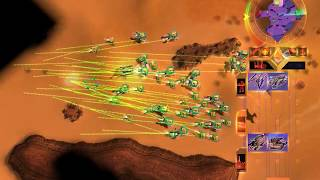 My favourite RTS faction, House Ordos - Emperor: Battle for Dune