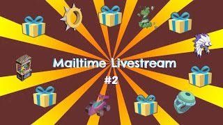 Mailtime Livestream Giveaway!