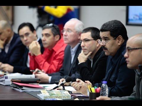 COMPLETO: Pdte Nicolás Maduro este 18 de junio de 2014 desde Miraflores