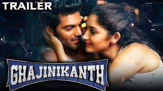 Ghajinikanth (2019) Official Hindi Dubbed Trailer | Arya, Sayyeshaa, Sathish, Rajendran