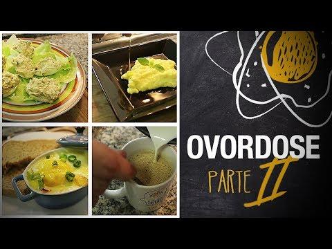 Ovordose 2 - Especial de ovos | Miolos Fritos Culinária Nerd