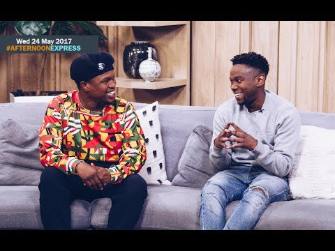 Thomas Gumede & Scoop Makathini | Afternoon Express | 24 May 2017
