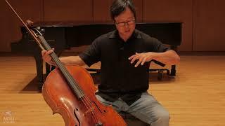 Colorado All-State Cello 2017 Lesson: Tristan and Isolde