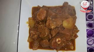 Bengali / Indian Mutton Bhuna Recipe ( স্পেশাল খাসির মাংস ভূনা রেসিপি )