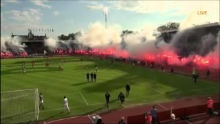 Allsvenskan 2013: Djurgården - Öster Omgång 14 2013-06-30