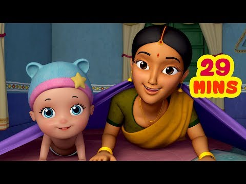 喈庎喁� 喈氞瘑喈侧瘝喈� 喈曕喁嵿喁� | Tamil Rhymes for Children Collection | Infobells