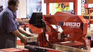 Wood-Mizer HR130 - Entry level horizontal resaw