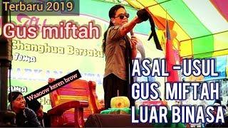 Asal Usul Gus Miftah & Di Paksa Buka Blangkon Dan????