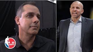 Frank Vogel talks coaching the Lakers with Jason Kidd | NBA on ESPN
