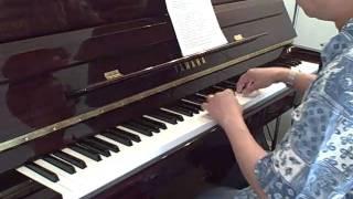 Một Đời Quên Lãng  - Tác giả: Ngô Thụy Miên - Piano by Huy Nguyen