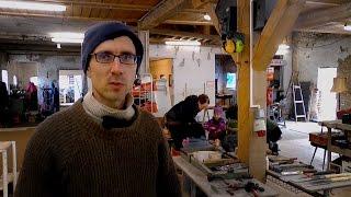 Kunst des Selbermachens - Das Fest im Landkombinat