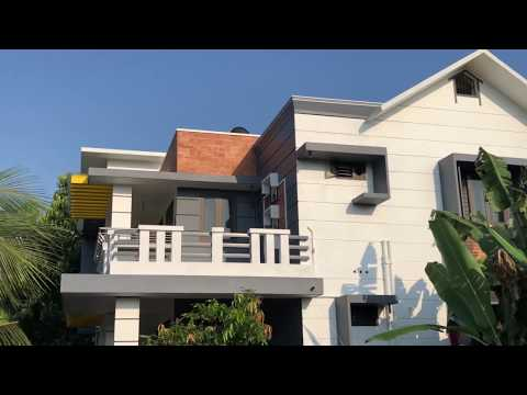 Contemporary superb home design built for 40 lakhs | Video tour