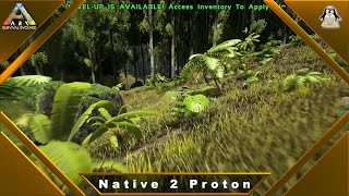 ARK: Survival Evolved with Steam Play/Proton [Native 2 Proton]