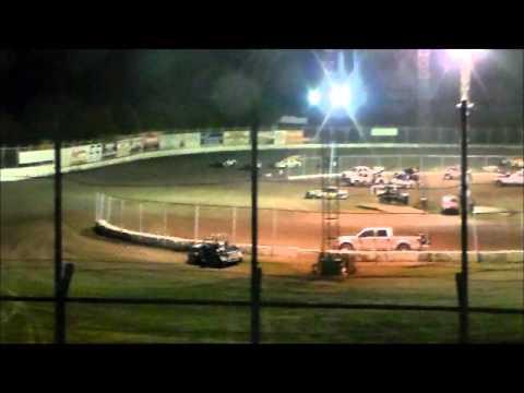 Flyin Ryan Powers Kennedale Speedway Park 4.23.16