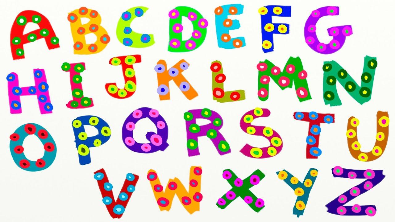 Английский язык для детей. Изучаем алфавит. English for ...