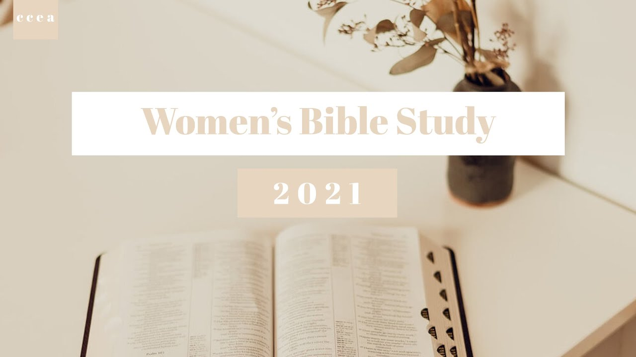Thursday Morning Bible Study - Octover 14th 2021