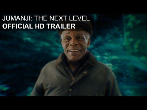 Jumanji: The next Level - HD Trailer