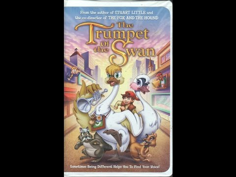 To The Trumpet Of The Swan 2001 VHS
