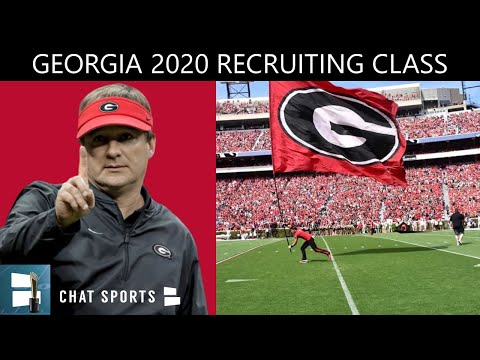 Georgia Football 2020 Recruiting: Kirby Smart's #1 Recruiting Class Ft. Kelee Ringo & Jalen Carter