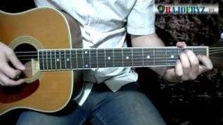 Jak zagrać na gitarze: Wilki - Son of the blue sky by Bajo