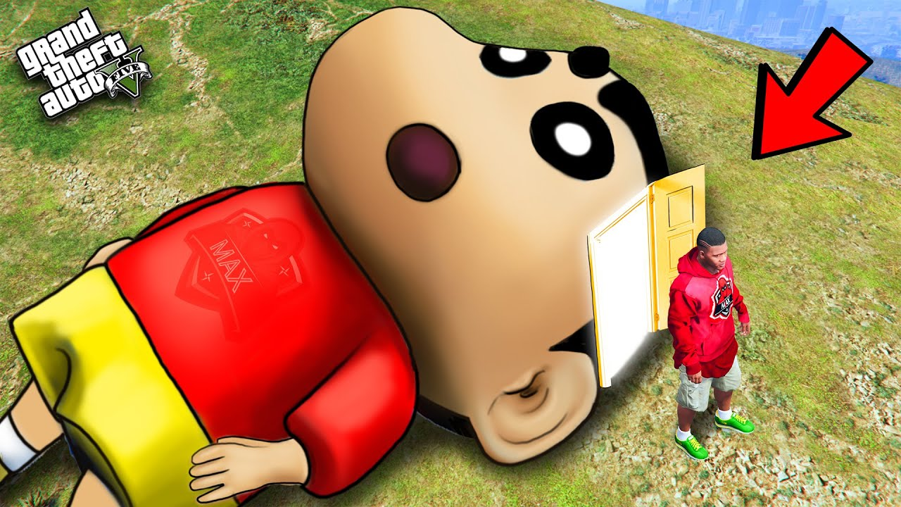 Download What's Inside SHINCHAN' Head In GTA 5?! (Mods)