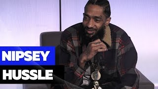 Nipsey Hussle Breaks Down Gang Culture + How Africa Changed Him