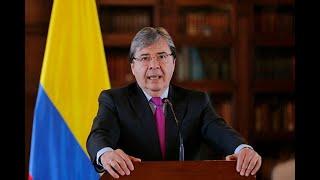 Canciller colombiano explica por qué mencionó a Rodrigo Granda al hablar de disidencias ante la OEA