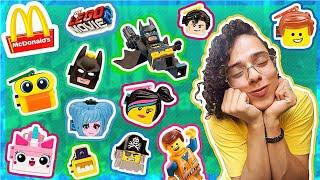 Baixar Compramos todos os brinquedos do LEGO do McDonald's   Colornicornio