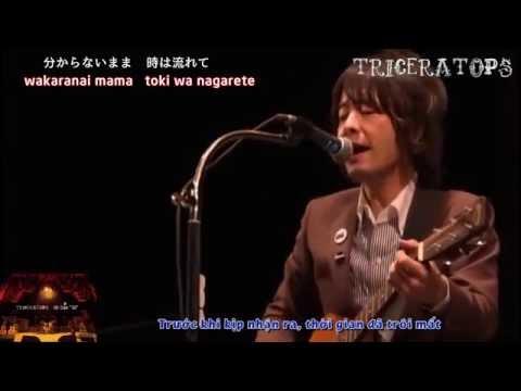 VIETSUB Oda Kazumasa ft TRICERATOPS  Love Story wa Totsuzen ni 12Bar13