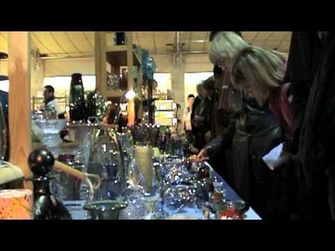 Cambridge Glass Fair , 27th February 2011.