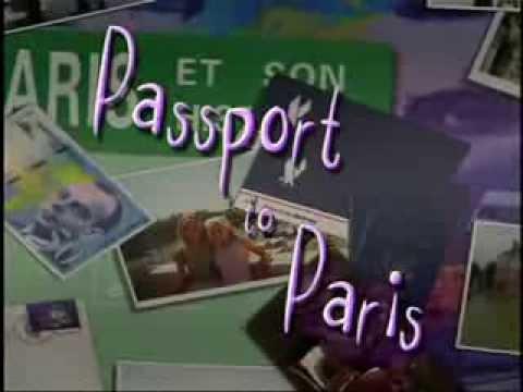 Trailer do filme Passaporte para Paris