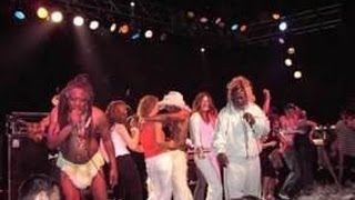 George Clinton and the P-Funk Allstars at the Ritz, N.Y. 1993 Part 1