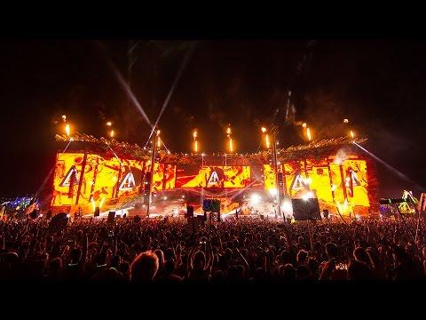 Zedd Full Sets live @EDC New York 2016 citified 1080p GoPro
