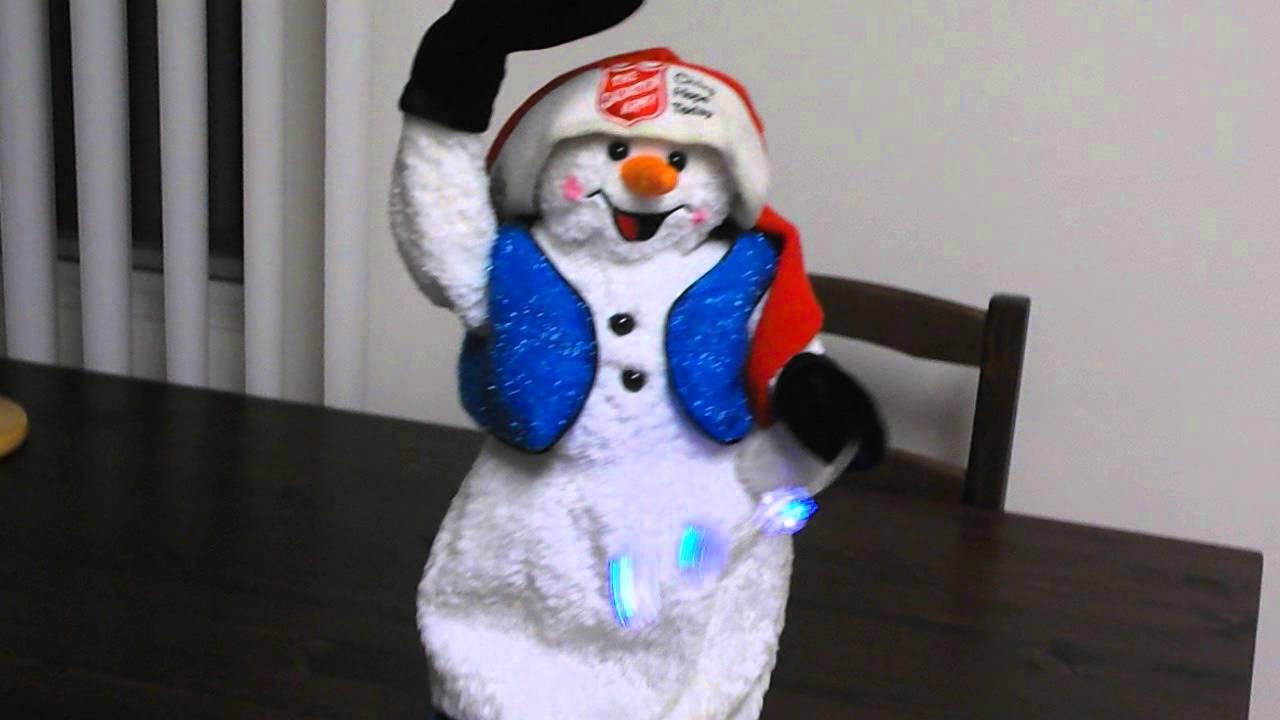 Mr White Christmas, Mr Snow - YouTube